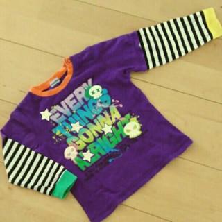 シマムラ(しまむら)のロンT 100(Tシャツ/カットソー)