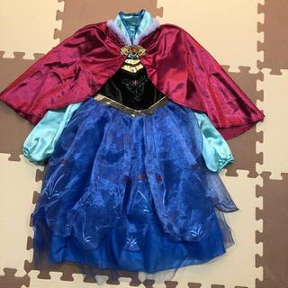 ディズニー(Disney)のアナ雪 ドレス ディズニー コスチューム(ドレス/フォーマル)