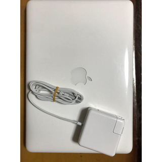 マック(Mac (Apple))のMacBook 2009(ノートPC)