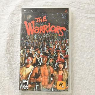 プレイステーションポータブル(PlayStation Portable)のPSP/THE WARRIORS(英語版)【起動確認済】(携帯用ゲームソフト)