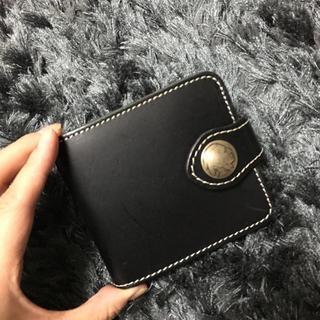 ケイシイズ(KC,s)のKC's レザーコンチョ財布 ウォレット(長財布)