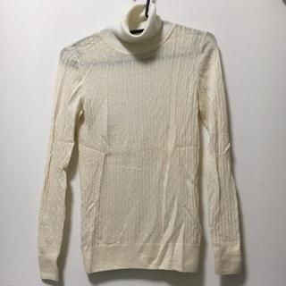 ムジルシリョウヒン(MUJI (無印良品))の無印 タートルネックセーター(ニット/セーター)