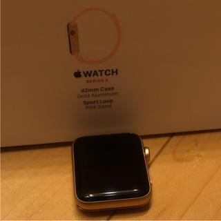アップル(Apple)の【お得】AppleWatch Series3 42mm GPS+Cellular(その他)