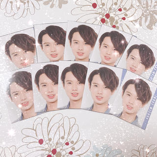 ✦ 井上瑞稀 データカード ✦(アイドルグッズ)
