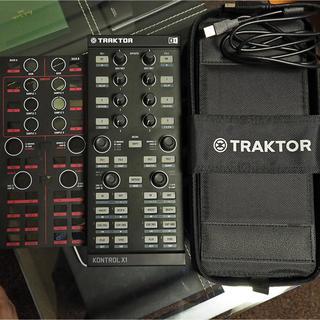 Traktor Kontrol X1(DJコントローラー)