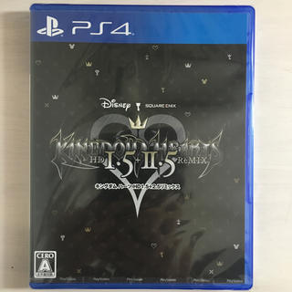 プレイステーション4(PlayStation4)の新品未開封 新キングダム ハーツ -HD 1.5+2.5 リミックス-(家庭用ゲームソフト)