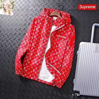 シュプリーム(Supreme)のシュプリームコートジャケット人気ハイヒールデイオールシュルダーバッグ特売送料込(Gジャン/デニムジャケット)