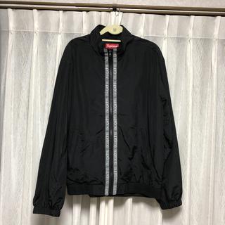 シュプリーム(Supreme)のsupreme 18ss クラシックロゴ トラックジャケット(ブルゾン)