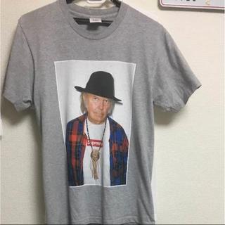 シュプリーム(Supreme)のsupreme ニールヤング Tシャツ(Tシャツ/カットソー(半袖/袖なし))