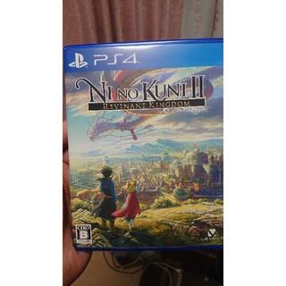 プレイステーション4(PlayStation4)の二ノ国2 中古(家庭用ゲームソフト)