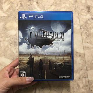 プレイステーション4(PlayStation4)のファイナルファンタジーXV(家庭用ゲームソフト)