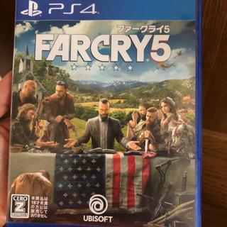 プレイステーション4(PlayStation4)のファークライ5 Far Cry5(家庭用ゲームソフト)