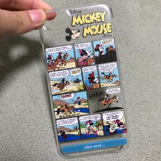 ディズニー(Disney)のniko and... ディズニー iphoneケース スマホケース(iPhoneケース)