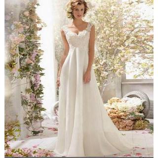 花嫁ウェディングドレス  二次会 ドレス