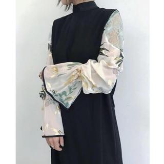 mame - マメ mame ドレス かりん レース 2018FW