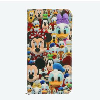 Disney - ディズニーリゾート 手帳型各種スマートフォン対応 スマートフォンケース③