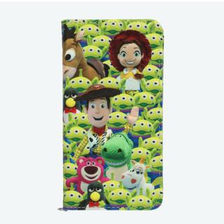 Disney - ディズニーリゾート 手帳型各種スマートフォン対応 スマートフォンケース④
