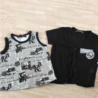 シマムラ(しまむら)の半袖Tシャツ 90(Tシャツ/カットソー)