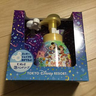 ディズニー(Disney)のミッキー ハンドソープ !(ボディソープ / 石鹸)