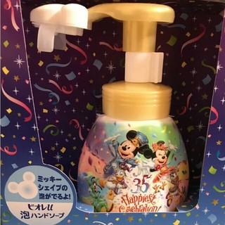 ディズニー(Disney)のビオレ ディズニーランド 35周年 ミッキーシェイプ ハンドソープ(ボディソープ / 石鹸)