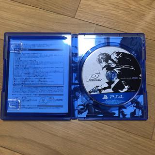 プレイステーション4(PlayStation4)の【中古】PS4 ペルソナ5(家庭用ゲームソフト)