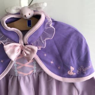 ディズニー(Disney)のラプンツェル  ワンピース ドレス 90 100(ワンピース)