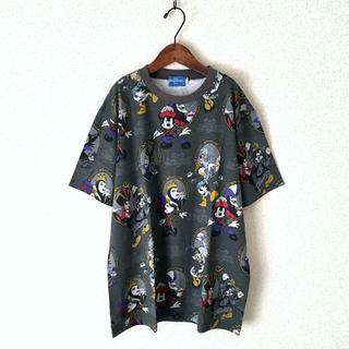 ディズニー(Disney)の新品 TDS 15周年 ディズニー ハロウィン ヴィランズ Tシャツ Lサイズ(Tシャツ/カットソー(半袖/袖なし))