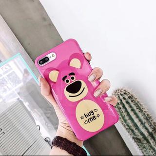 Disney - ディズニー iPhone7.8ケース ロッツォ