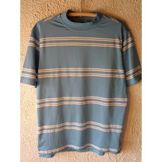 アディダス(adidas)の1420 アディダス CLIMACOOL 大きめコーデ ボーダー tシャツ(Tシャツ/カットソー(半袖/袖なし))