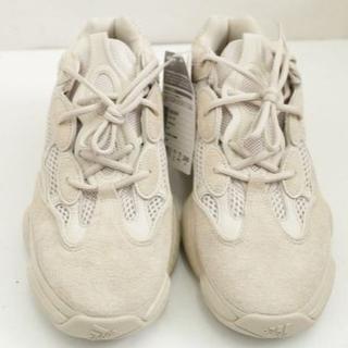 アディダス(adidas)の美品 国内正規 adidas YEEZY 500 29cm DB2908(スニーカー)