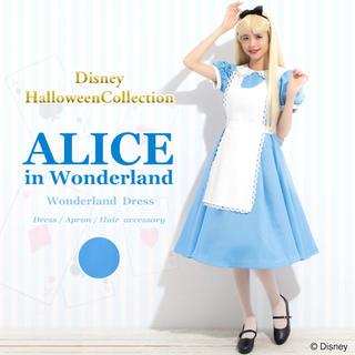 Secret Honey - 新品 シークレットハニー アリス 仮装 ドレス ワンピース ディズニー Dハロ
