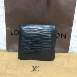 LOUIS VUITTON - ルイヴィトン エピ 折り財布