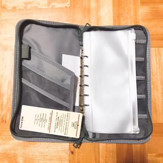 【新品未使用 送料無料】無印 パスポートケース リフィル付