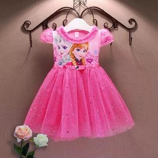 ディズニー(Disney)のエルサドレス アナドレス  アナと雪の女王❤️サイズ110 (ドレス/フォーマル)
