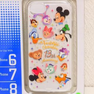 ディズニー(Disney)の香港ディズニーランド13周年記念 iPhone6s/7/8 ケース(iPhoneケース)