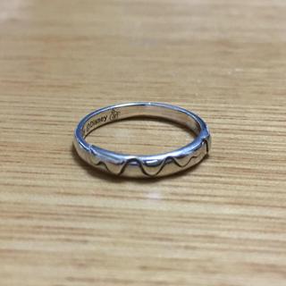 ザキッス(THE KISS)のthekiss プーさんコラボ シルバーリング(リング(指輪))