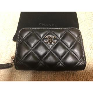 CHANEL - CHANELシャネル コインケース カードケース ミニ財布