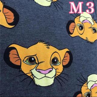 ディズニー(Disney)のM3 シンバ  総柄Tシャツ (Tシャツ(半袖/袖なし))