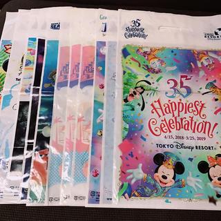 ディズニー(Disney)のディズニー ショップ袋15枚✨(ショップ袋)
