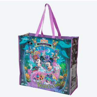 ディズニー(Disney)のディズニーリゾート 2018年 ハロウィン ショッピングバッグ(ショップ袋)