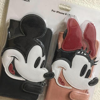 Disney - 販売終了!ディズニー ミッキー ミニー iPhoneケース
