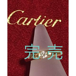 カルティエ(Cartier)のCARTIER❣️カルティエ❣️エリプス リング❣️(リング(指輪))