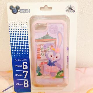 ディズニー(Disney)の上海♡ディズニー♡ステラルー♡iPhone6.7.8♡ケース♡カバー(キャラクターグッズ)