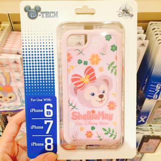 ディズニー(Disney)の上海♡ディズニー♡シェリーメイ♡iPhone6.7.8♡ケース♡カバー(キャラクターグッズ)