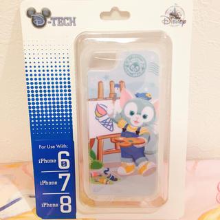 ディズニー(Disney)の上海♡ディズニー♡ジェラトーニ♡iPhone6.7.8♡ケース♡カバー(キャラクターグッズ)