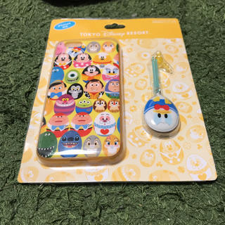 ディズニー(Disney)のiphone6ケース クリーナー付き(iPhoneケース)