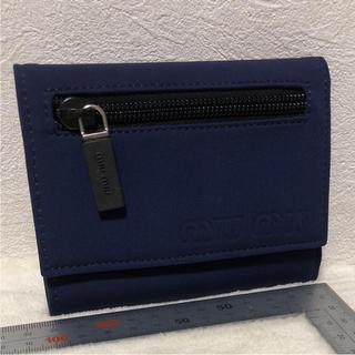 ミュウミュウ(miumiu)の美品 ミュウミュウ 折り財布(財布)