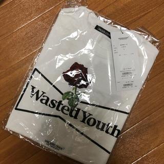 アンダーカバー(UNDERCOVER)のwasted youth undercover Tee L Tシャツ(Tシャツ/カットソー(半袖/袖なし))