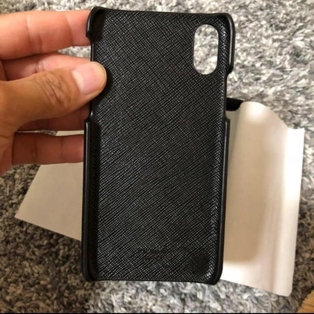 PRADA(プラダ)のprada iPhone X ケース スマホ/家電/カメラのスマホ