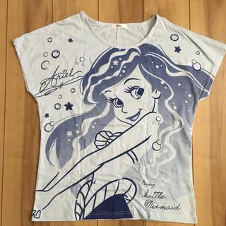 ディズニー(Disney)のTシャツ ディズニー アリエル(Tシャツ(半袖/袖なし))